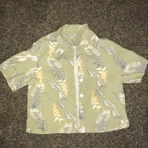Tommy Bahama Tops - 🌿Tommy Bahama Hawaiian style top